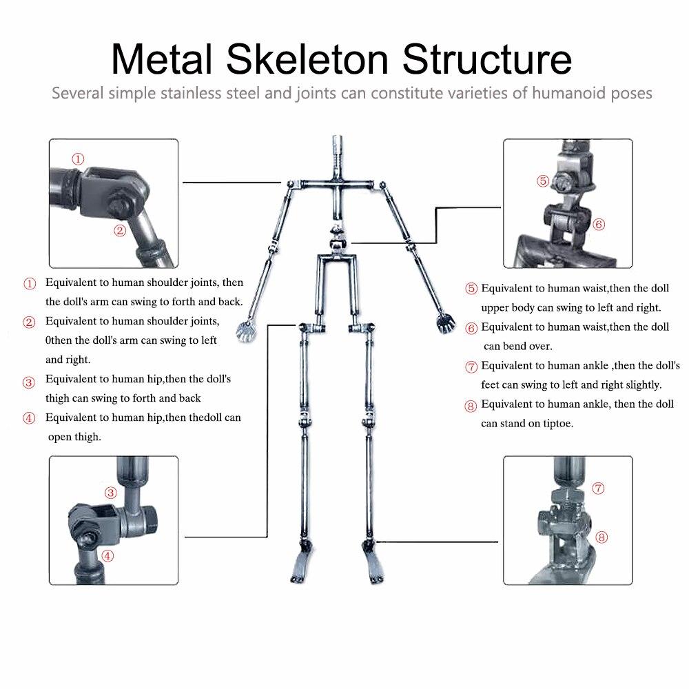 Metal Skeleton2