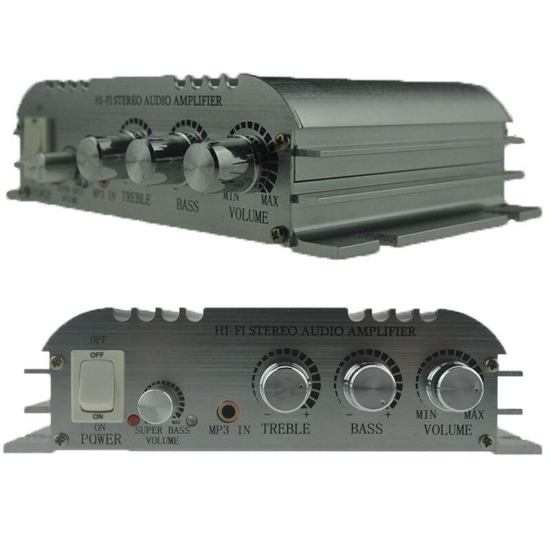 HX 168 Loudspeaker 2.1 Channel Power Mini Audio Stereo AMP