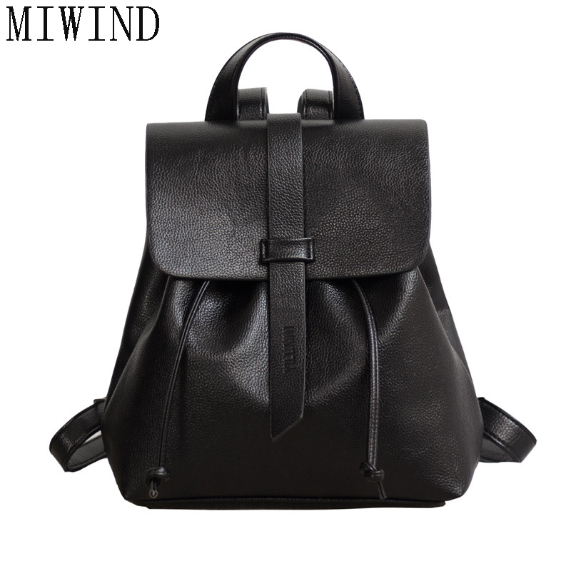 Women Backpacks Leather Backpacks Lady Girls Travel Women Bags Backpacks Student School Bag TMC510