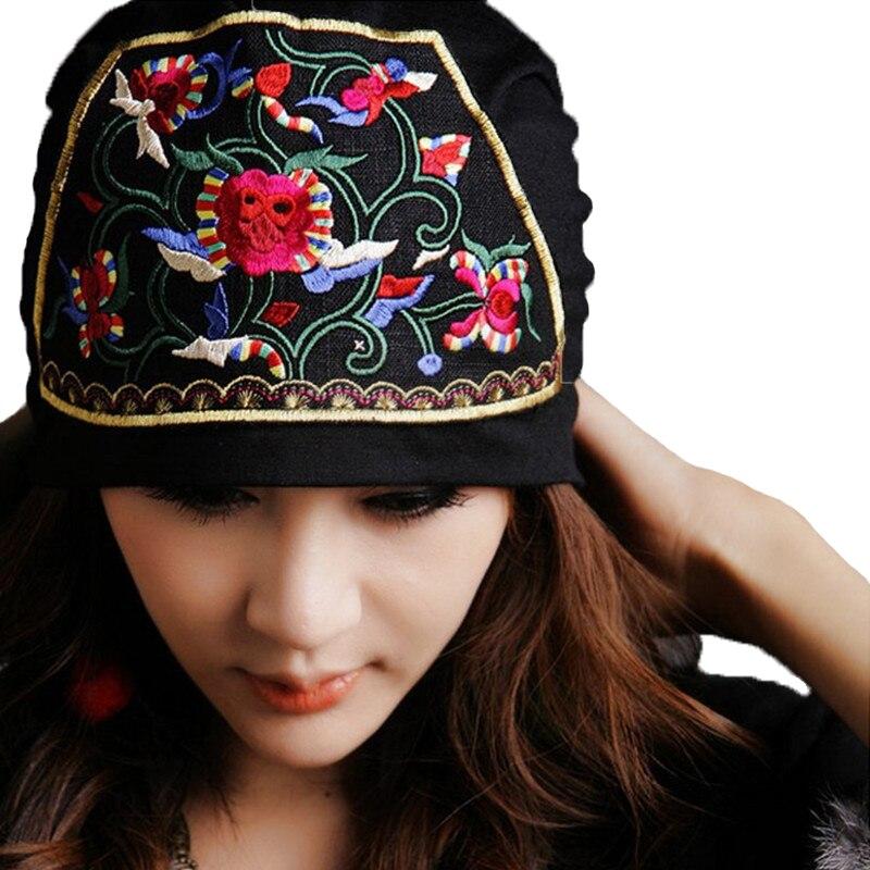 Brand Spring Autumn Women Hat Harajuku Vintage Fashion Bandanas Casual Style Cap Clothing Beanie Caps Embroidery Elegant Hats women artist beret cap french style autumn