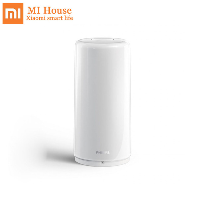 Xiaomi Customized Smart LED Bedside Lamp RGBW Dimmable Night Light USB Type-C WiFi Bluetooth Mijia App Remote Control By Phones