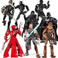 Kaygoo Star Wars Rogue One Figures K 2SO Kylo Ren Captain Phasma Rey Poe Dameron Finn
