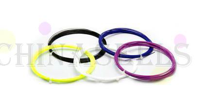 50pcs 20-32lbs badminton string line badminton training racket string badminton racquet line 0.7MM*10M
