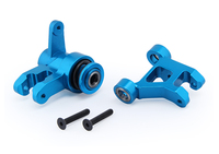 LT CNC Metal Steering Assembly Kit Fit 1/5 Hpi Rovan Baja Losi 5ive T Parts