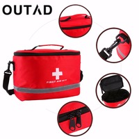 High Quality Sports Camping Home Medical Emergency Survival First Aid Kit Bag Outdoors
