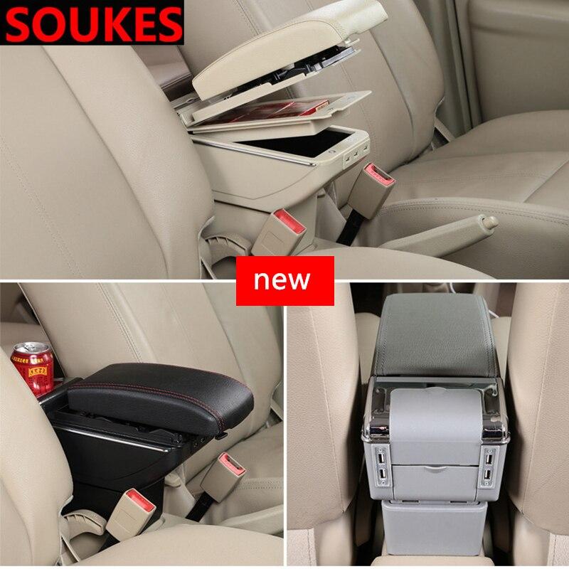 Modified Car Armrest Center Console Storage Box For Audi A3 A4 B8 B6 A6 C6 A5 B7 Q5 C5 8P Q7 TT C7 8V A1 Q3 S3 A7 B9 8L A8 80 Q3