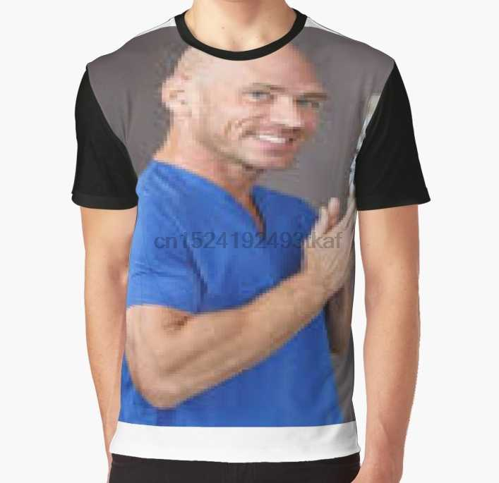 All Over Print T Shirt Men Funny tshirt johnny sins doctorr Graphic Women T-Shirt