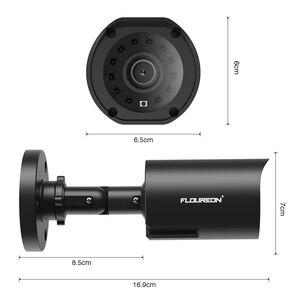 Image 5 - FLOUREON 1080P HD 3000TVL חיצוני אבטחת מערכת מצלמה 2MP 940nm ראיית לילה CCTV מעקב PAL Bullet מצלמה עבור AHD DVR