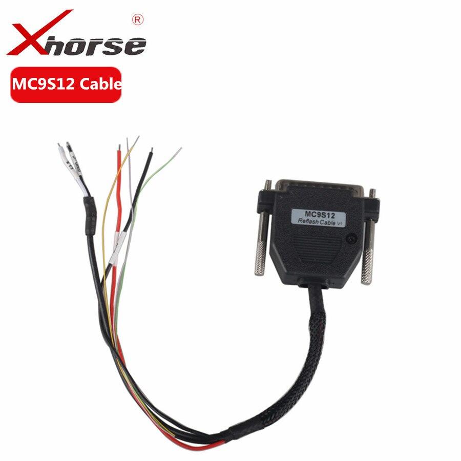 цена на VVDI PROG Programmer MC9S12 Reflash Cable
