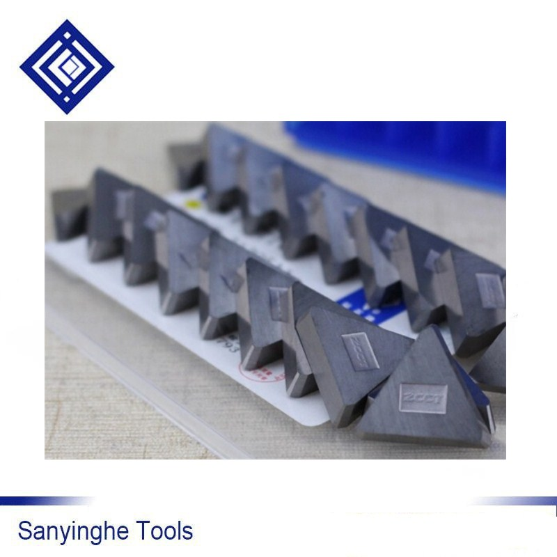 20 pz / lotto YT5 3130511 sanyinghe carburo di tungsteno Triangolo - Macchine utensili e accessori - Fotografia 5
