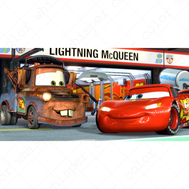 Diamond Painting Square Daimond Painting Lightning Mcqueen Red Cars