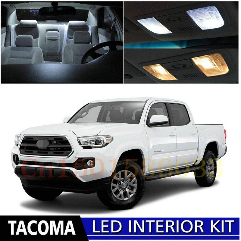 Interior Courtesy Lighting For 2016 Toyota Tacoma Auto