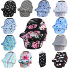 New Arrival Super Soft Nursing Cover Breastfeeding Scarf Baby Car Seat Cover Canopy for 0-3 Years Babies Nursing Cover baby feed