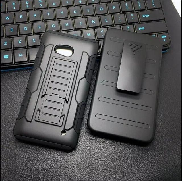 new product d6a2f 1d9a7 US $6.63 |Armor Case For Nokia Lumia 929 930 Impact Hybrid Belt Clip  Holster Cover For Nokia Lumia 929 930 Shockproof Hard Case-in Phone Pouch  from ...