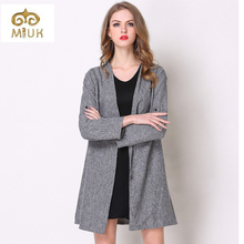 European Loose Big Size 5XL 4XL 3XL Long Solid Fashion Woman Autumn Winter Trench Coat Sobretudo Feminino