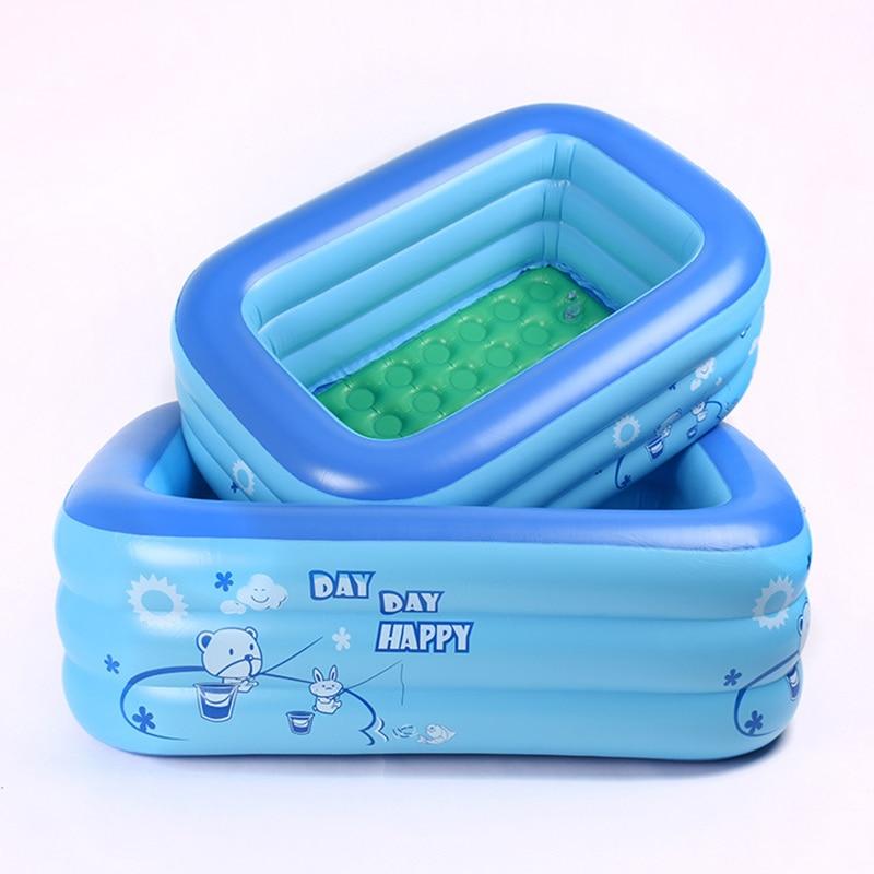 Acheter Enfants Bebe Piscine Gonflable Baignoire Flotteur Portable