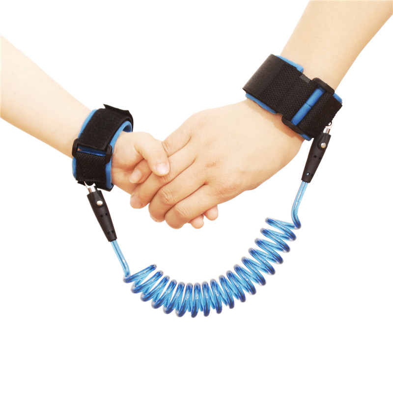 Kids Anti Lost Wrist Link Toddlers Leash Safety Harness Baby Strap Rope Outdoor Walking Hand Belts Band Anti-lost WristbandsKids Anti Lost Wrist Link Toddlers Leash Safety Harness Baby Strap Rope Outdoor Walking Hand Belts Band Anti-lost Wristbands