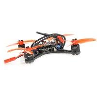 JMT Лидер 120 120 мм углеродного волокна DIY Мини FPV гоночный Квадрокоптер Drone Камера OSD F3 бесщеточный БНФ комбинированный