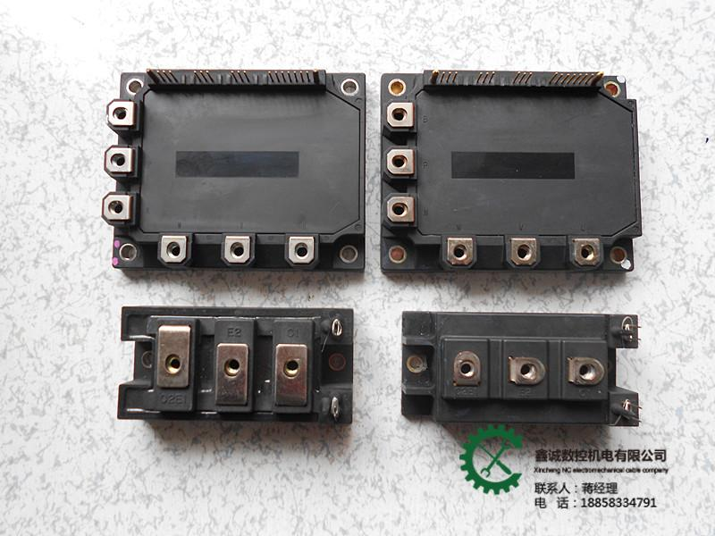 FANUC from working CNC machine IGBT module 6mbp100ra060-05FANUC from working CNC machine IGBT module 6mbp100ra060-05