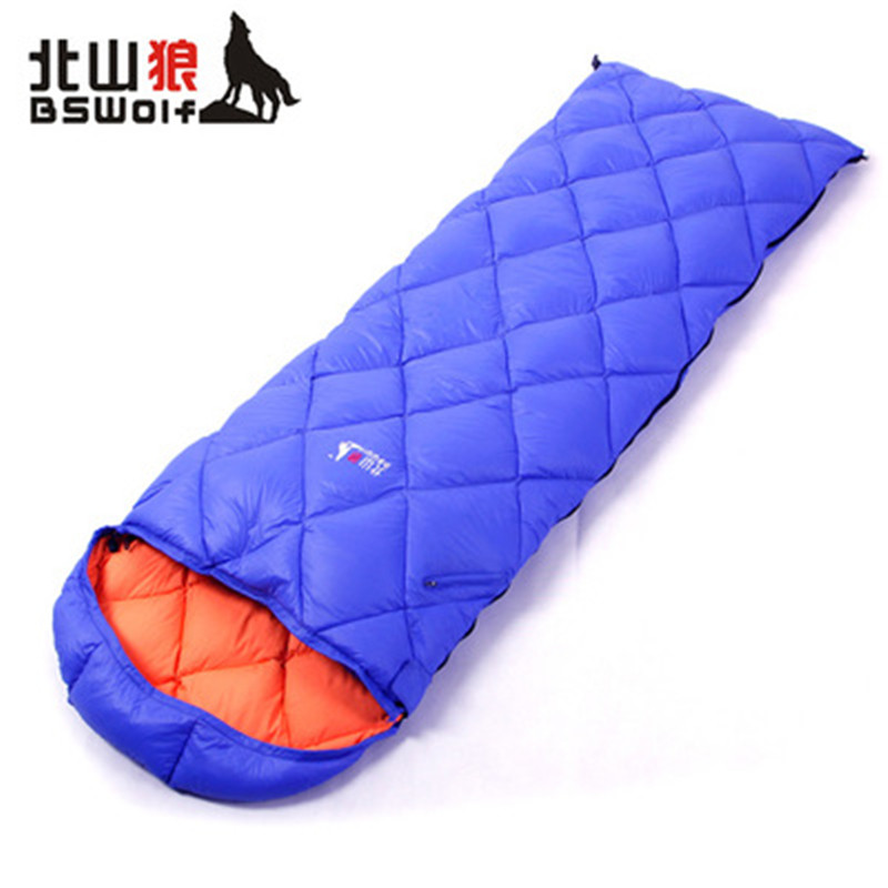 White Duck Down Sleeping Bag Ultralight Waterproof Warm Soft Sleeping Bag Camping Outdoor Adult Envelope Winter Sleeping Bag стоимость