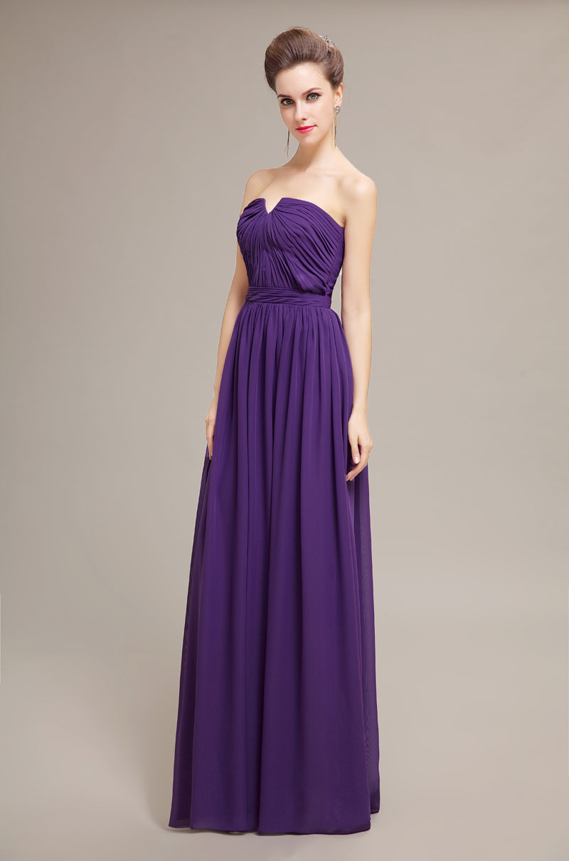Long off shoulder sleeveless simple designed cheap popular ...