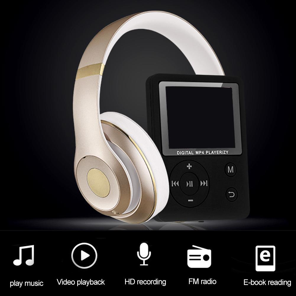 Unterhaltungselektronik Tragbares Audio & Video T2 Tragbare 1,8 Zoll Digital Mp4 Player Video Foto E-buch Viewer Mp3 Fm Radio Zur Verbesserung Der Durchblutung