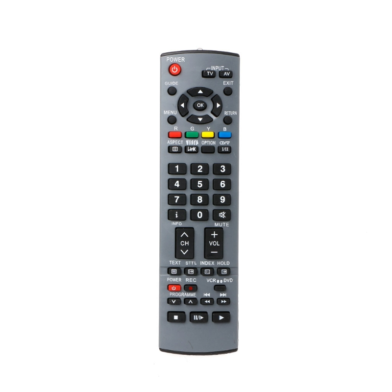OOTDTY New Remote Controller Replacement For Panasonic TV Vi