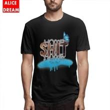 цена на Men Home Shit Home T shirt Chloe Price Life Is Strange T Shirt Picture Custom T Shirt Organic Cotton Big Size Tshirt