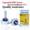 Super HD Ксеноновая Лампа D3S лампы 2 шт./лот D3S автомобиль головного света 6000 К 4300 К ксенон D3S бесплатная доставка
