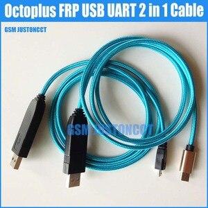 Image 4 - 100% рабочий кабель Octplus SAM FRP UART EFT, комплект 2 в 1 (кабель Micro + type C), инструмент, кабель Chimera UART, бесплатная доставка
