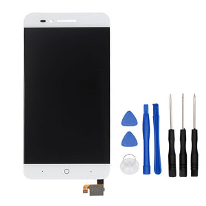 Image 2 - ocolor For ZTE Blade A610 LCD  nd Touch Screen Assembly Repair Part 5.0 inch Mobile Accessories For ZTE Phone With Tools