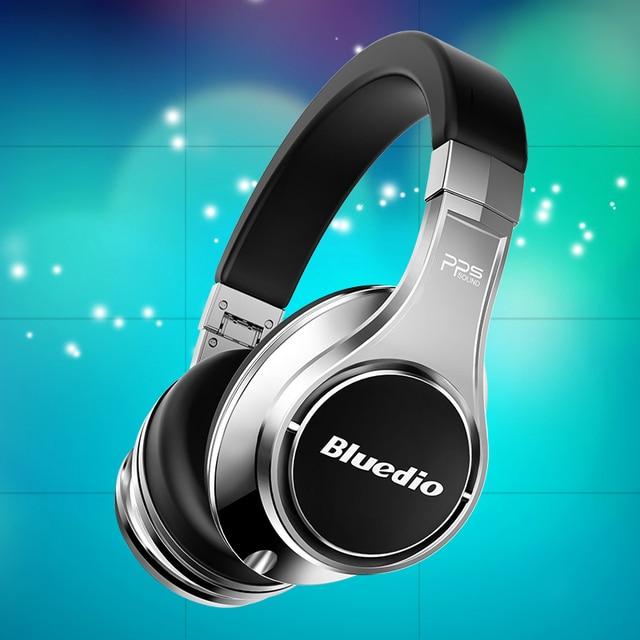 Bluedio u (ufo) bluetooth cuffia auricolare brevettato 8 driver 3d sound  ec9c05b0f6f7