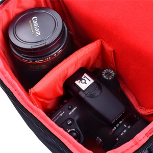 Image 4 - fosoto Camera bag Should Bags Digital photography Photo DSLR Camera Video Nylon Cave For Dslr Sony Canon Nikon D700 D300 D200