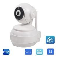 3G 4G Gsm Micro SIM Card Mobile IP Camera HD 720P Dome Camera Video Transmission Via