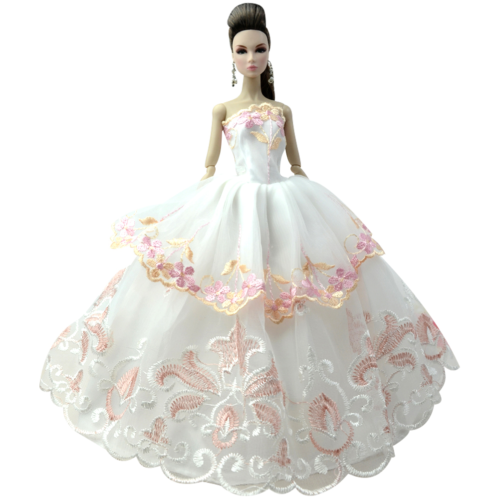 Aliexpress.com : Buy NK One Set Princess Wedding Dress