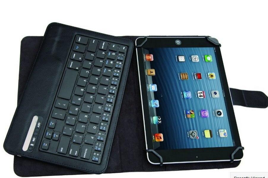 NEW For Acer Iconia B1-720 B1-730HD B1-740 B1-A71 Bluetooth Keyboard Portfolio Case Detachable Bluetooth Keyboard Stand Case