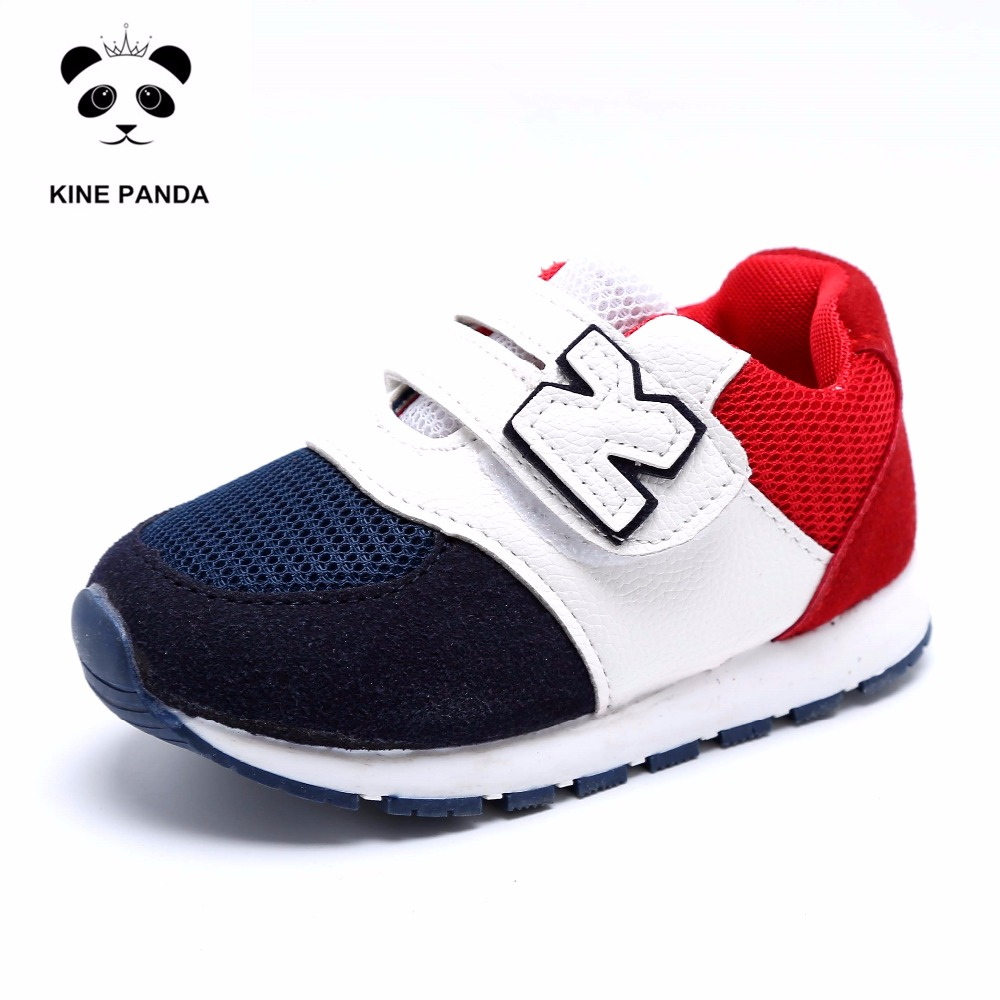 4.5-5 Years Old, Black Kids Boys Girls Tennis Shoes Lightweight Athletic Running Shoes Children Mesh Casual Shoes for 3-8 Years Old
