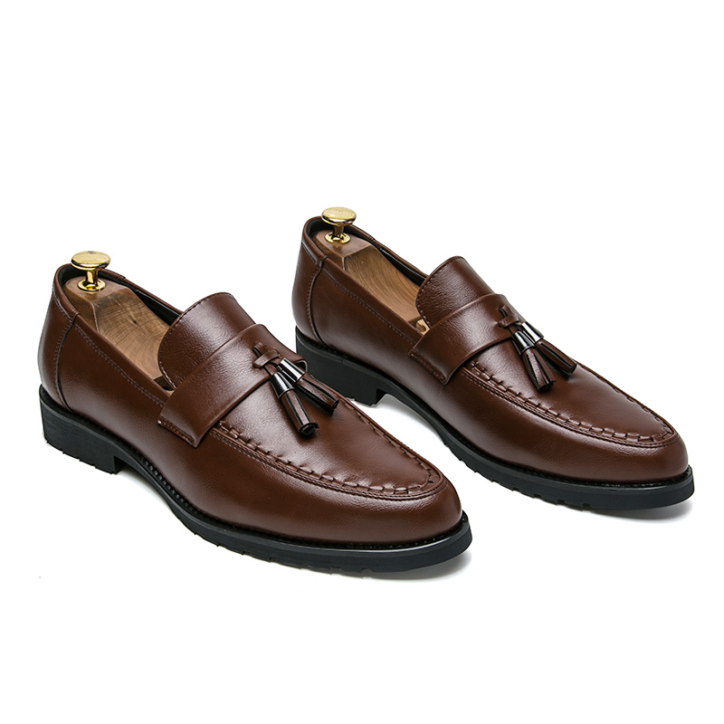 italian tassel business men shoes leather elegant formal dress flats designer office footwear luxury brand oxford shoes for men (29)