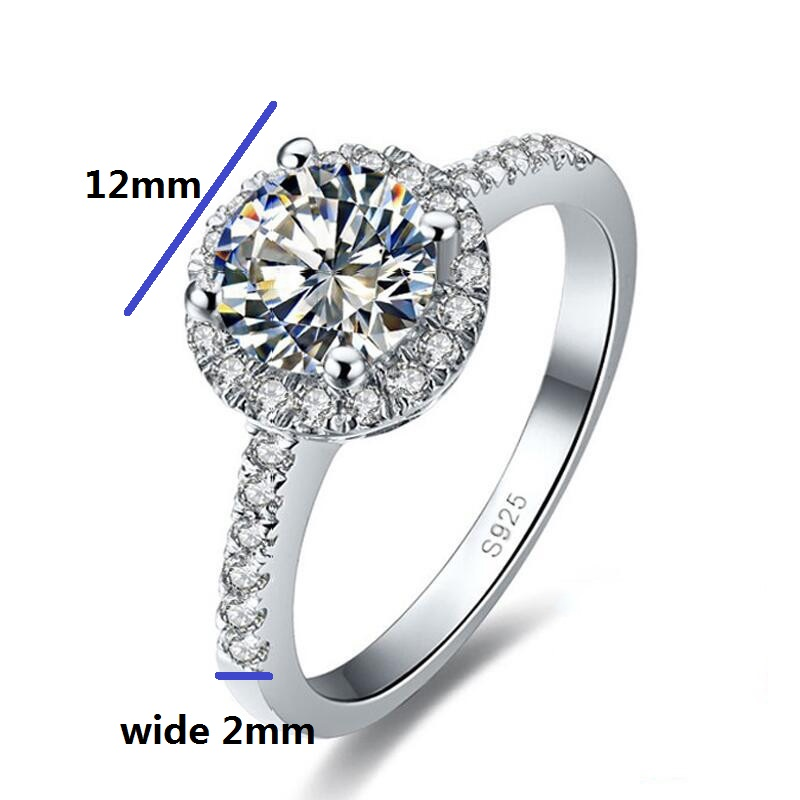 diamond engagement qctywsv austrian for costume ring cute vintage promise silver wedding rings love women jewelry crown crystals