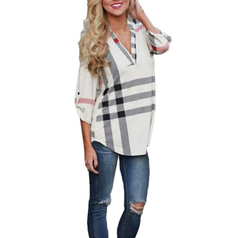 Mujeres De La Manera Camisas Compra Lotes Baratos De