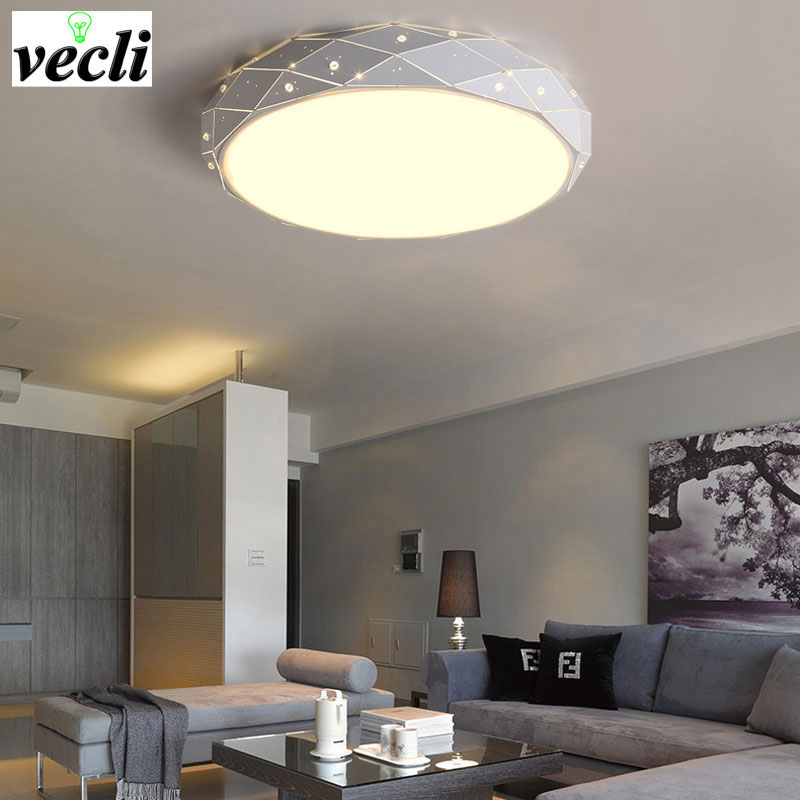 Hot simple geometric lamp modern art LED Ceiling lamp balcony aisle bedroom living room child room ceiling lights cold /warm modern led ceiling lamp aisle simple living room porch balcony study room long lamp