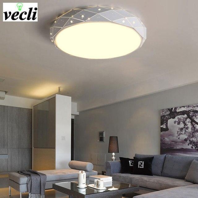 Hot Simple Geometric Lamp Modern Art LED Ceiling Balcony Aisle Bedroom Living Room Child