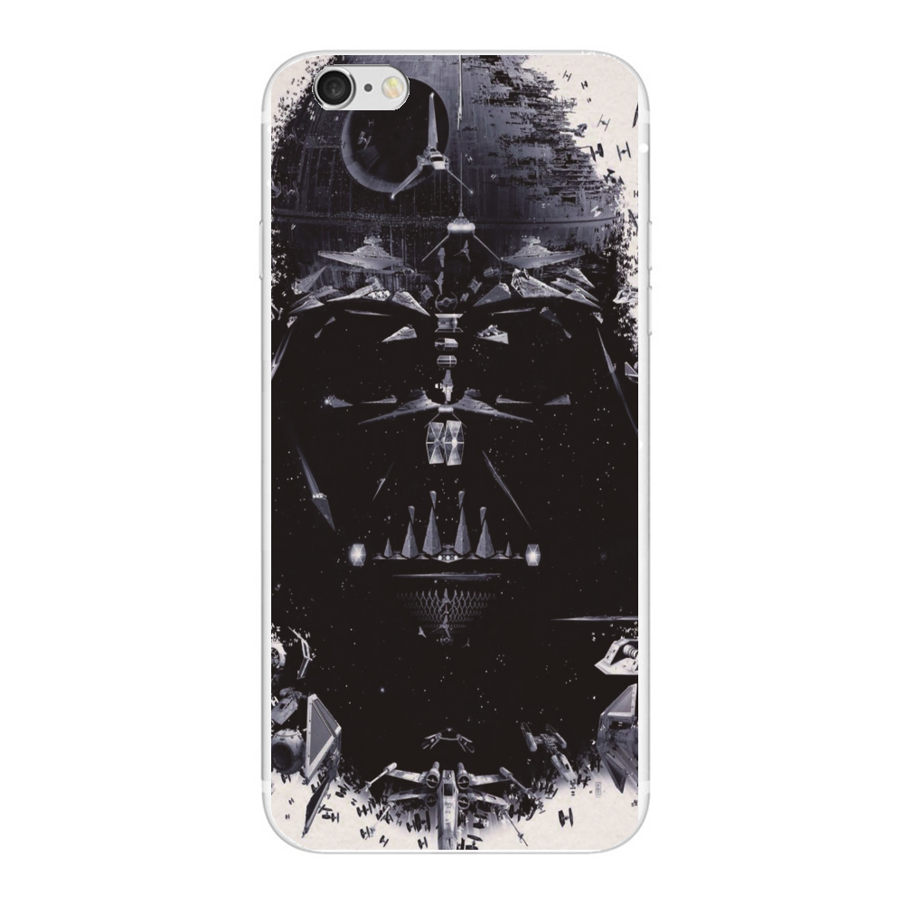 Star Wars Darth Vader Cover Phone Cases For iphone X 5S 5C 5 4S 6 ...