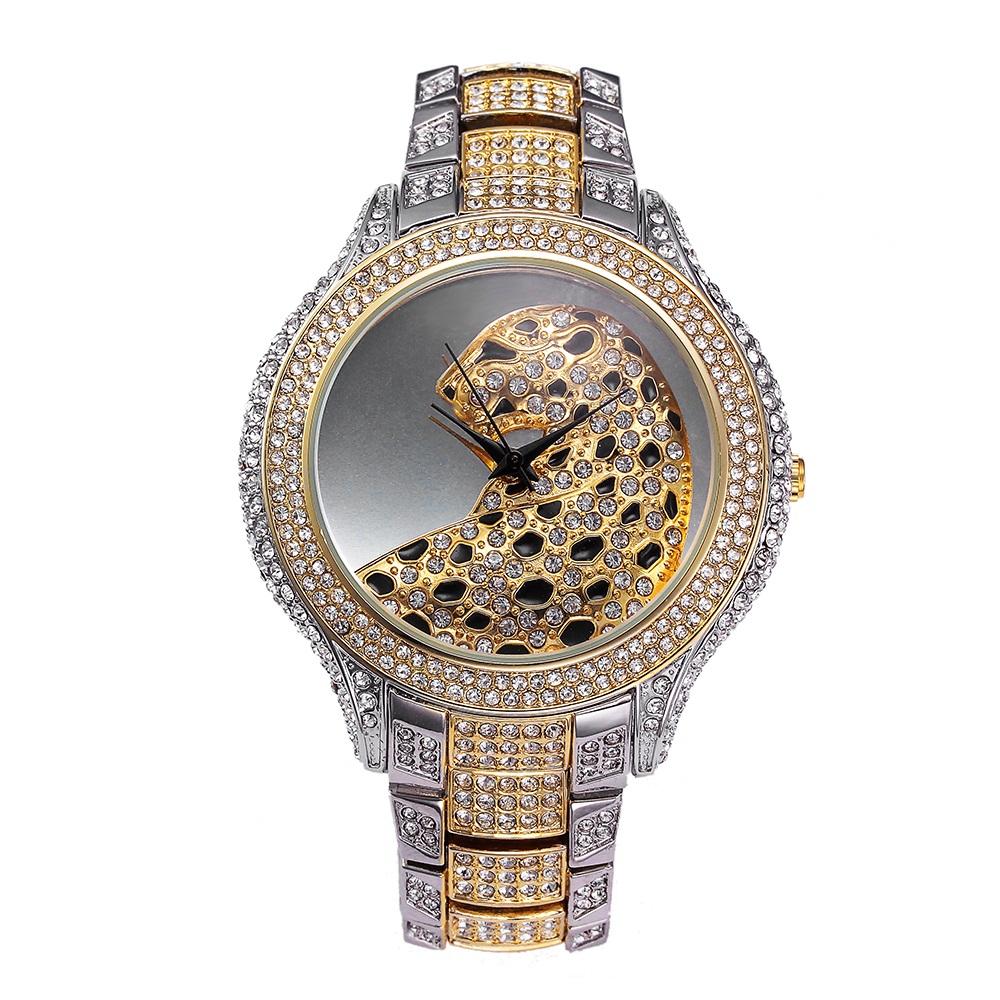 Prix pour Essentiel 2016 Nouvelle Mode Argent Top De Luxe Montres Femmes Strass Cristal Montres À Quartz NOBDA Marque Lady Robe Bracelets