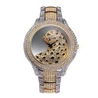 Precio Nuevos relojes de lujo de plata de moda 2016 esenciales para mujer, relojes de cuarzo de cristal con diamantes de imitación, relojes de pulsera de señora de marca NOBDA
