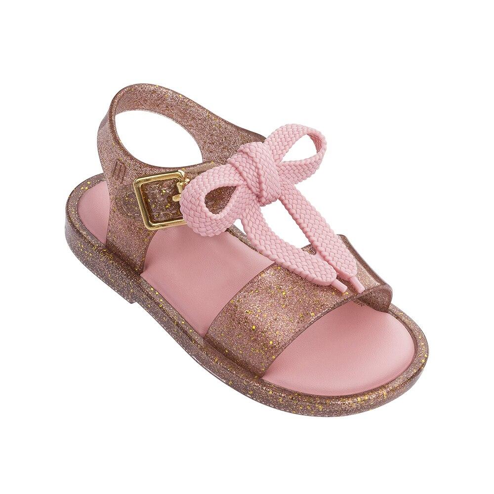 LiebenswüRdig Mini Melissa Schuhe 2019 Neue Sommer Gelee Schuhe Mädchen Sandalen Nicht-rutsch Kinder Strand Sandale Kleinkind KöStlich Im Geschmack