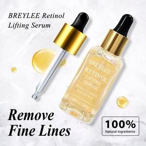 Image 1 - BREYLEE 100% 天然レチノールルリフティングファーミングセラムコラーゲンエッセンス削除しわアンチエイジング顔スキンケアフェードライン最高