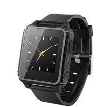FineFun W08สมาร์ทนาฬิกากันน้ำIP68 2กรัมซิมการ์ดสนับสนุนPedometer H Eart Rate Monitorนาฬิกาโทรศัพท์สำหรับiOS A Ndroid