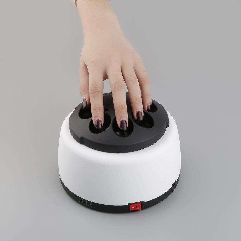 Uv eléctrica Uñas de gel removedor de esmalte uñas vapor del gel ...