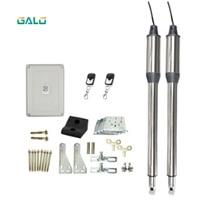 home power solar system aluminium alloy swing arm gate opener